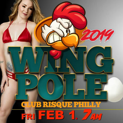 2019 WING POLE --- CLUB RISQUE