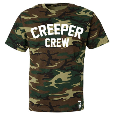 Men's CREEPER CREW Camo T-Shirt
