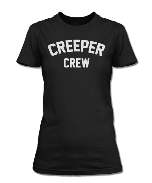 Women's CREEPER CREW Tee