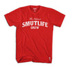 Infamous SMUTLIFE Crew Tee For Men