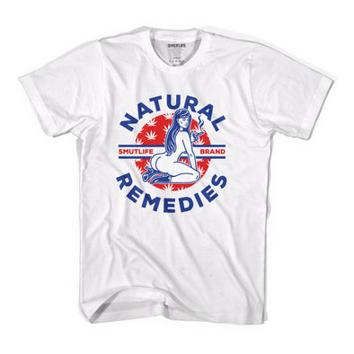 NATURAL REMEDIES Men's Tee