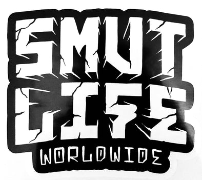 SMUTLIFE WORLDWIDE Sticker
