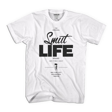 SMUTLIFE '3 CITIES' Men's Tee