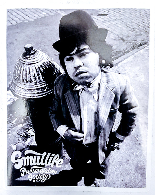 The Hervé Jean-Pierre Villechaize Sticker