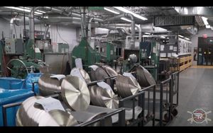 Zildjian Factory Tour