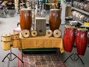 Bossa Nova Percussion Clearance Sale