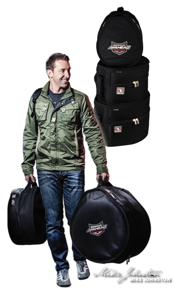 Ahead Armor Cases with Mike Johnston