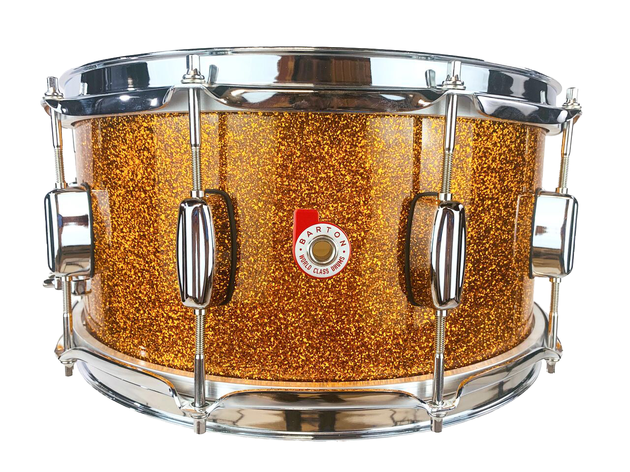 Barton Maple Snare Drums