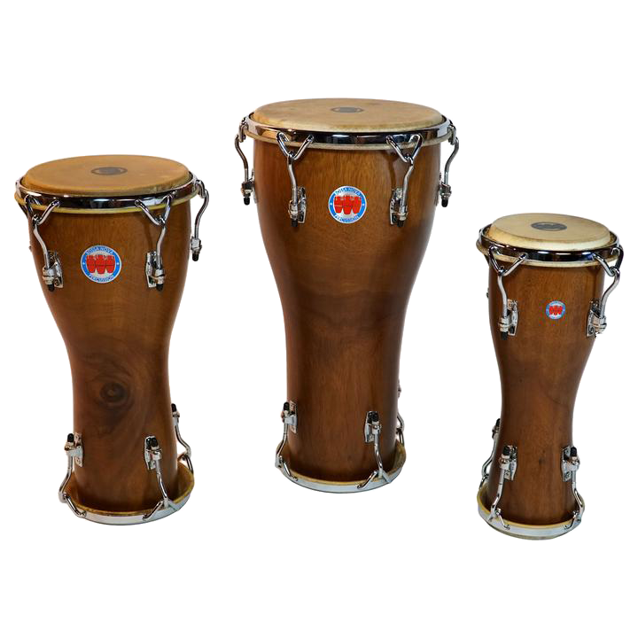 Bossa Nova Percussion Bata Drums