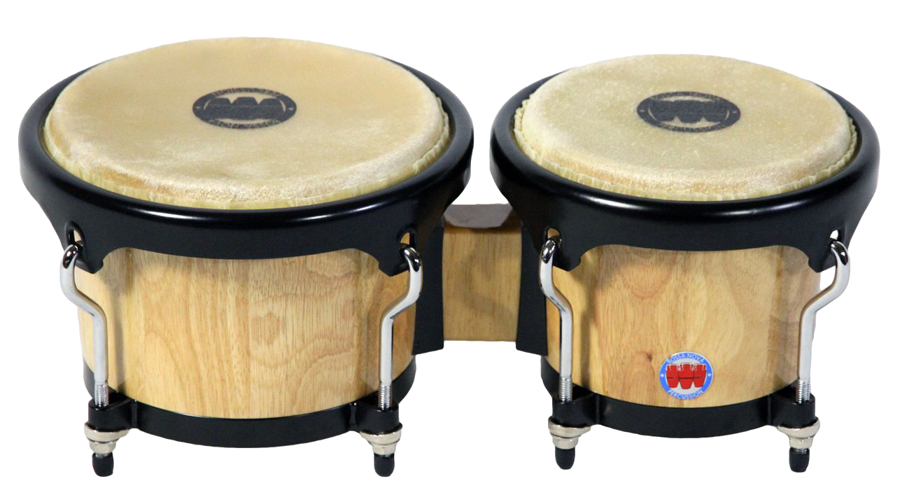 Bossa Nova Percussion Club Series Bongos