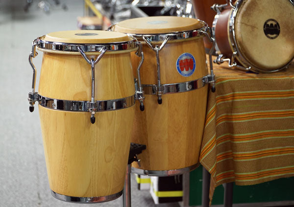 Mini Congas in Natural