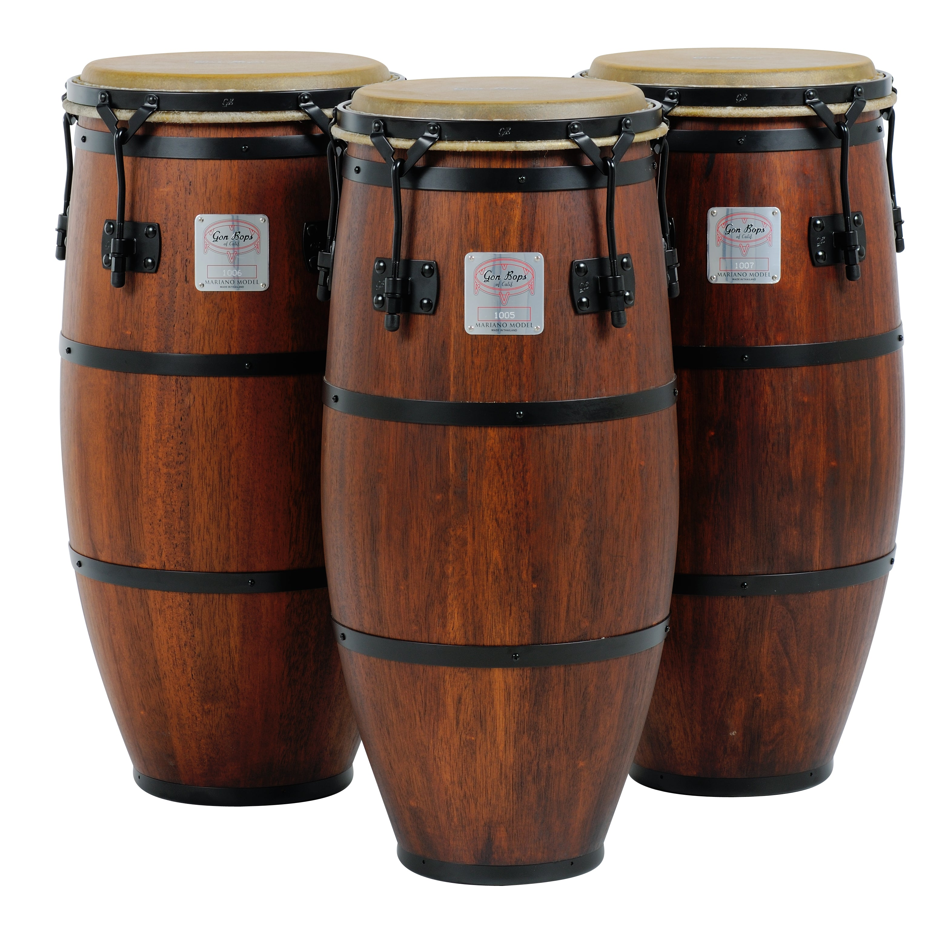 Gon Bops Mariano Series Congas