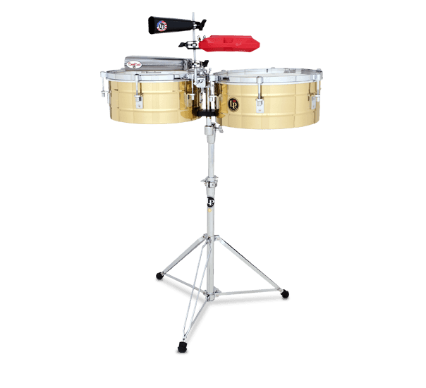"LP Tito Puente 14"" and 15"" Timbales"