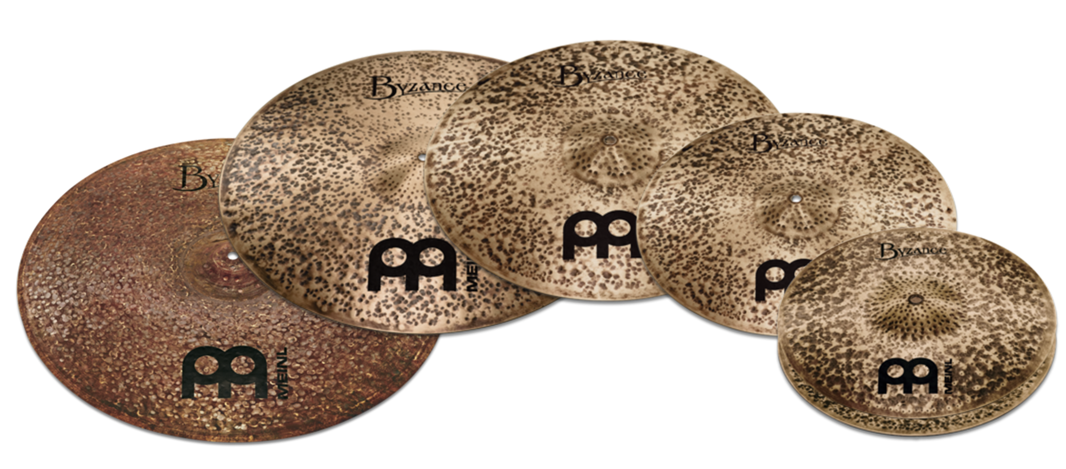 Meinl Byzance Dark Family Photo