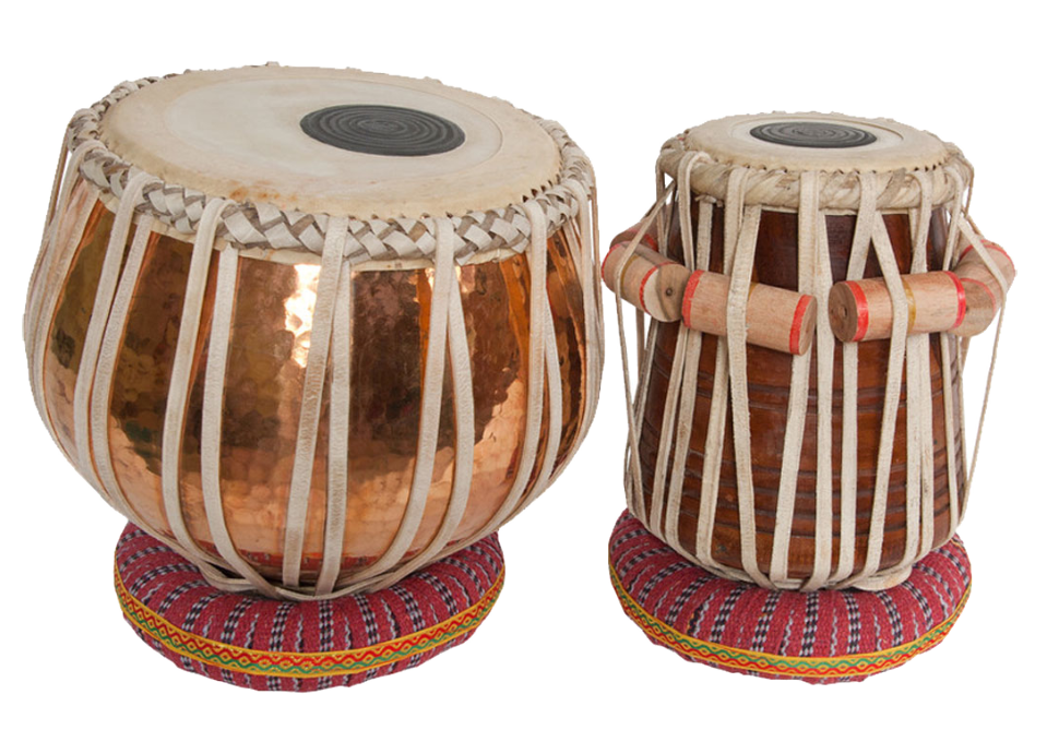 Pro Tabla Set from Mid-East Percussion