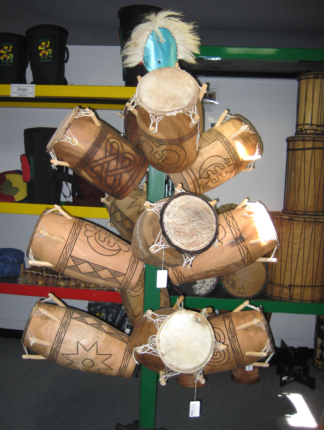 More African Drums