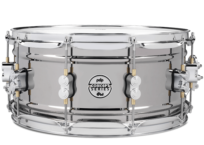 PDP Concept Metal Snare Drums