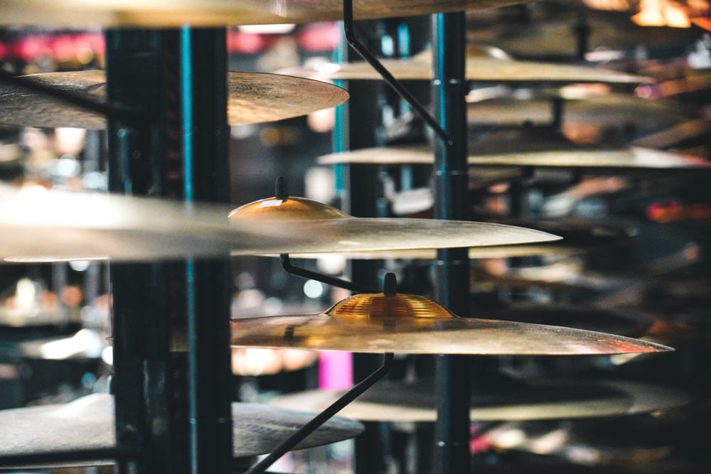 Pre-owned Cymbals at Rhythm Traders