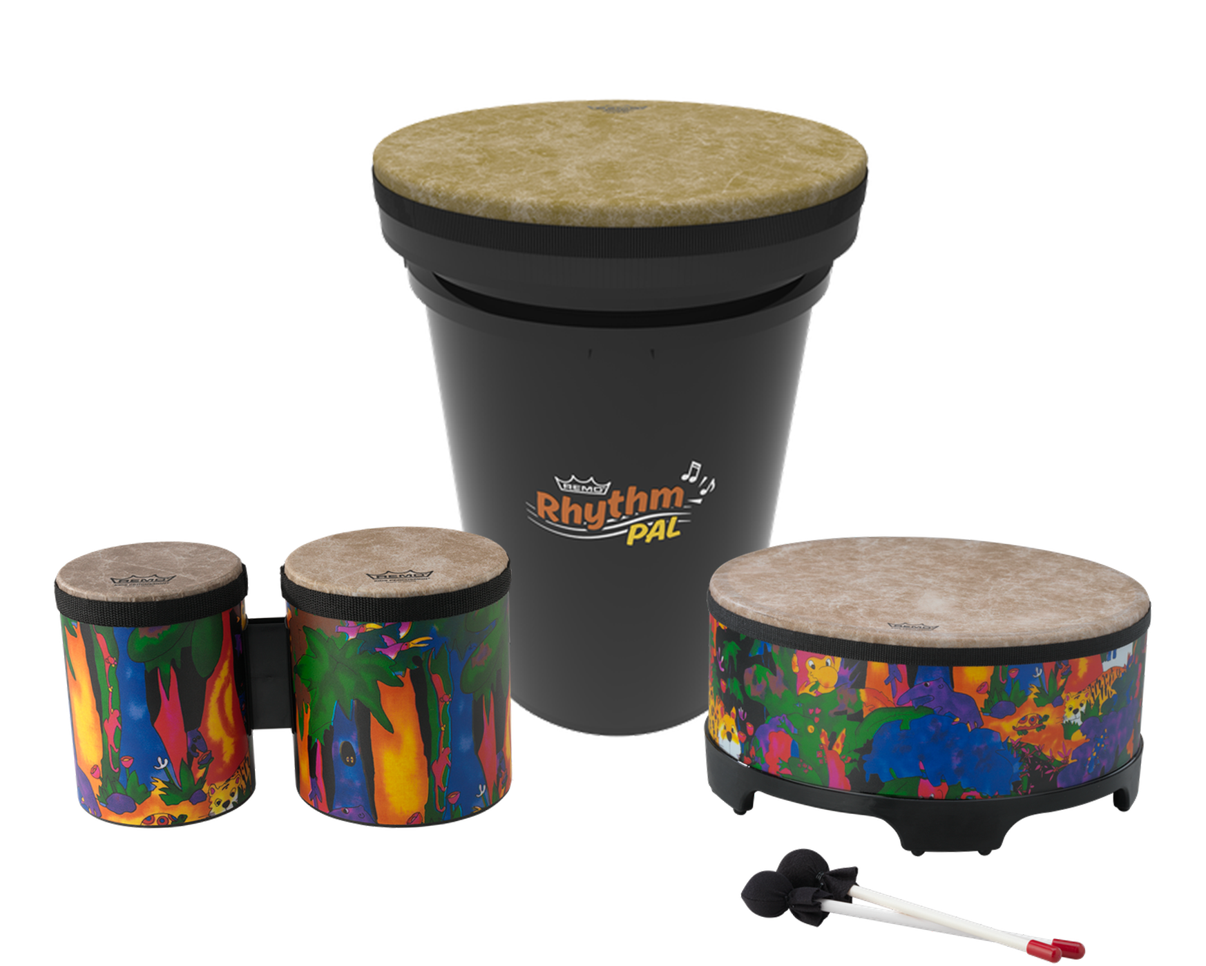 Remo Kid's Percussion