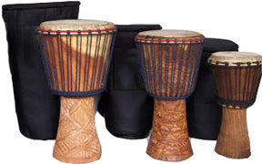 Free Bag with Djembe Purchase (while supplies last)