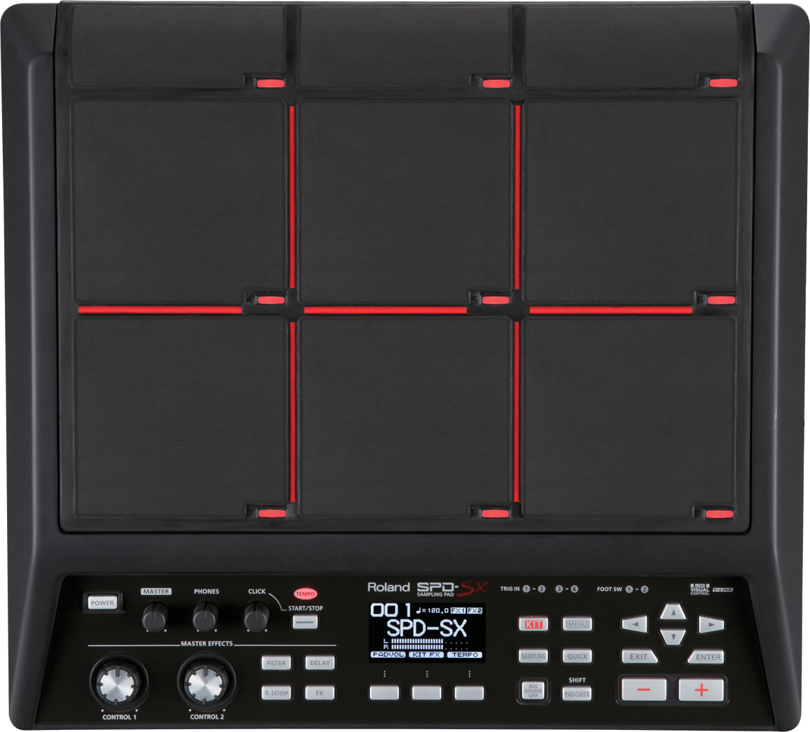Roland Percussion Pads