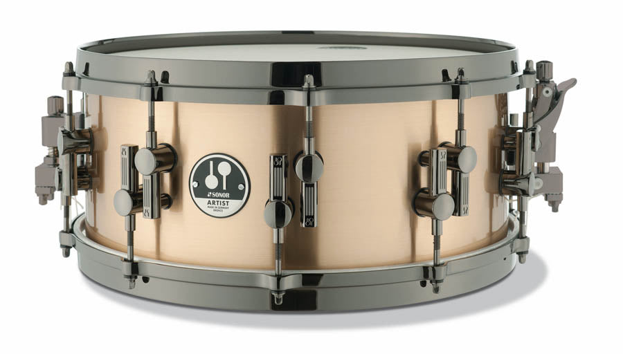 Sonor Artist Series Bronze Snare Drum