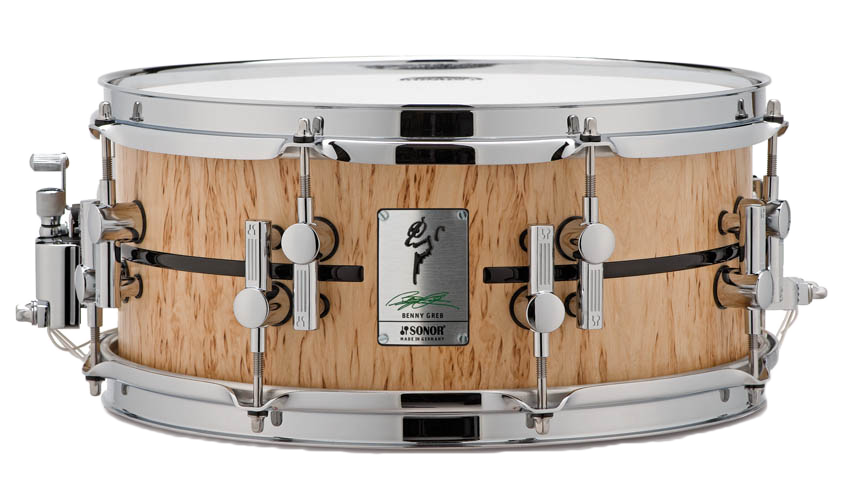Sonor Benny Grebb Signature Snare Drum