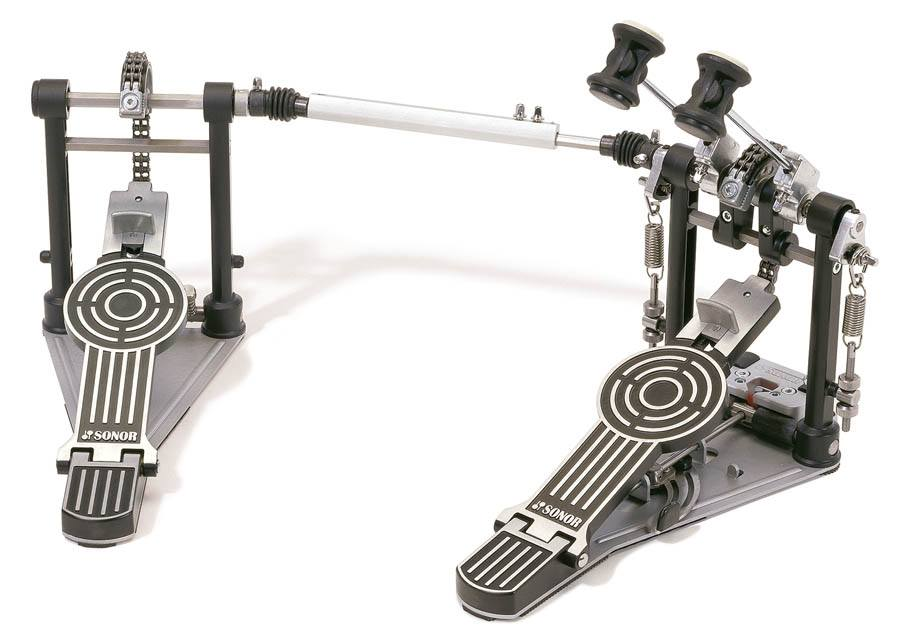Sonor 600 Series Double Bass Drum Pedal