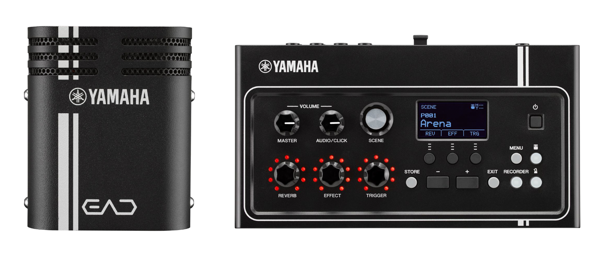 Yamaha EAD10 Acoustic Drum Trigger and Module