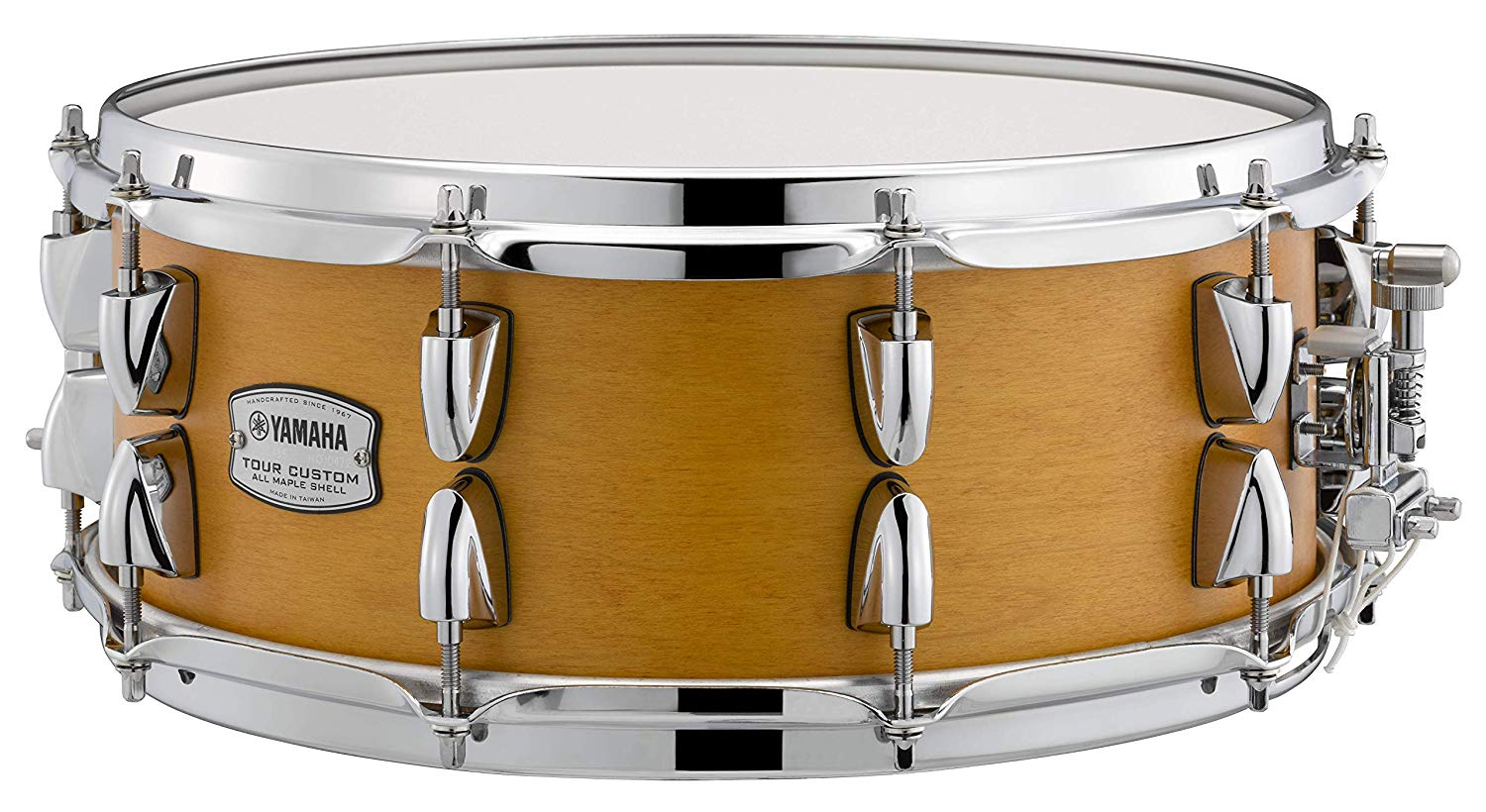 Yamaha Tour Custom Snare Drum