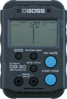 Boss DB-30 Metronome