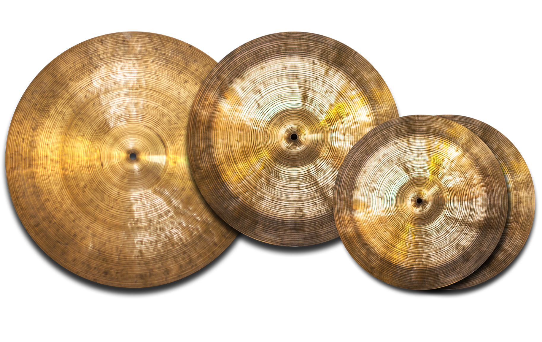 Cymbal & Gong Holy Grail Family
