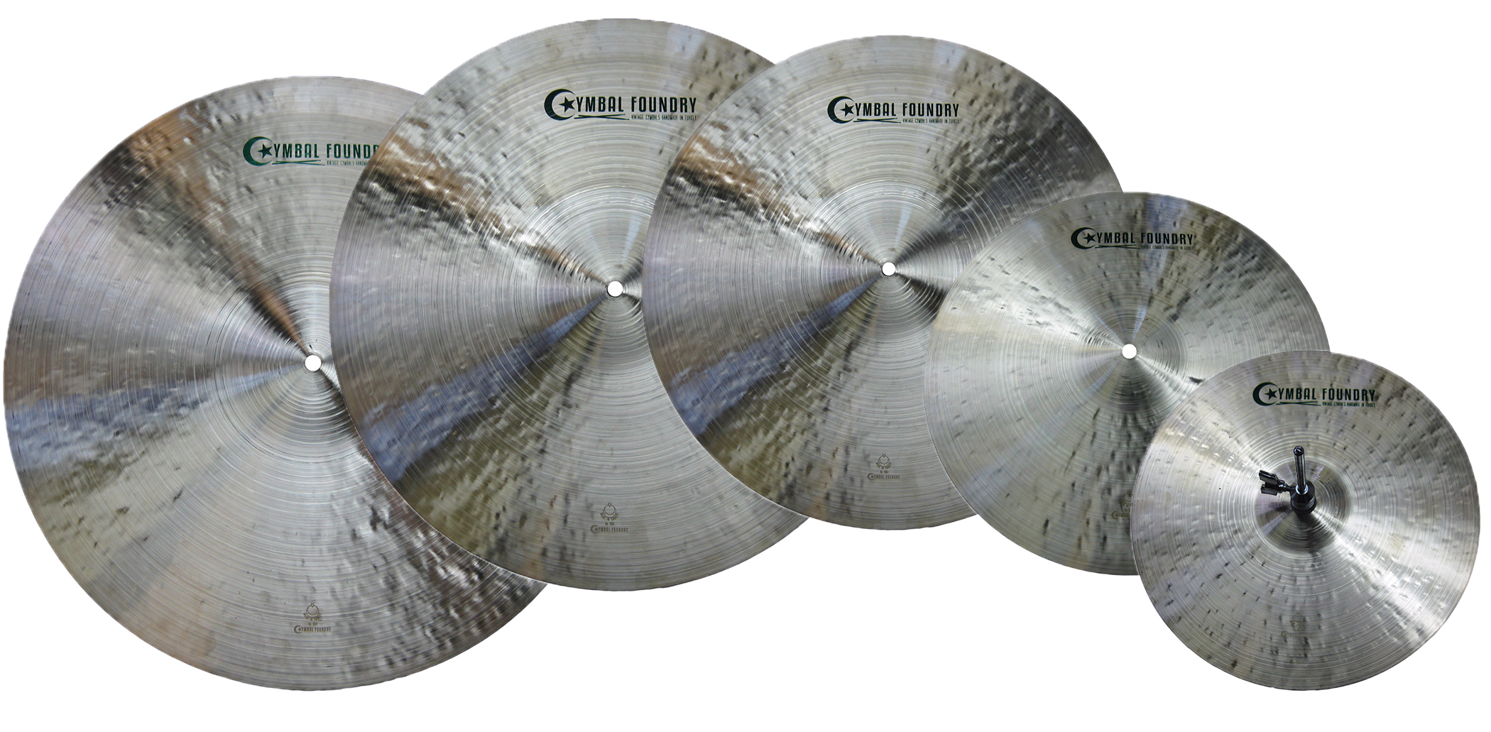 Cymbal Foundry Cymbals
