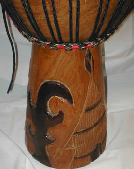 Demba/Duki Djembe from Senegal