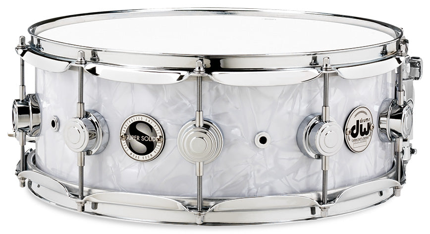 DW Super Solid Snare Drums