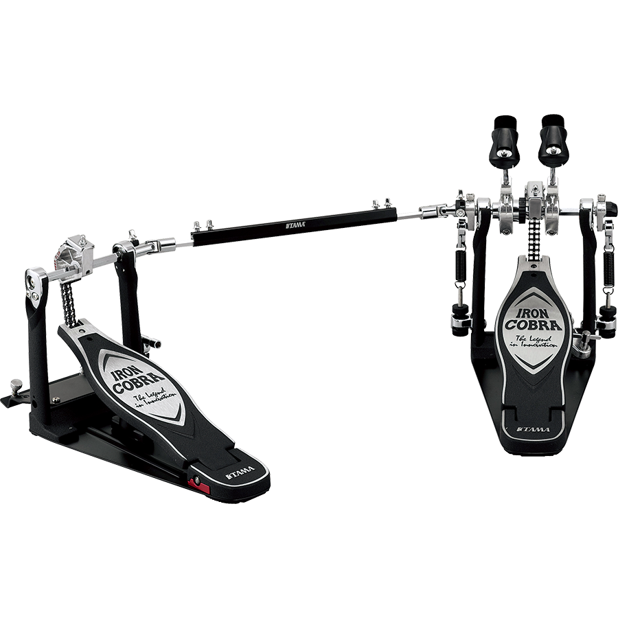 Iron Cobra 900 Twin Pedal Power Glide