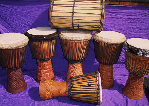 Djembes: The Most Common Woods