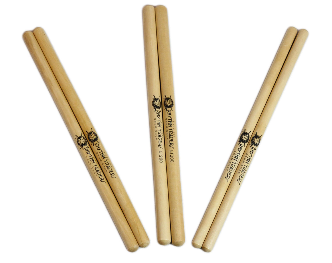 Rhythm Traders Dunun Sticks (Pair)
