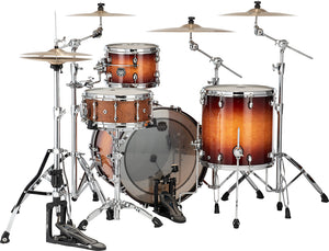 Mapex Saturn Evolution Hybrid Organic Rock 3-Piece Shell Pack in Exotic Suburst Lacquer