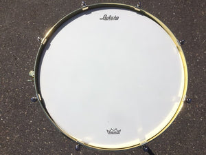 Ludwig 110th Anniversary Black Beauty 8-Lug Snare Drum