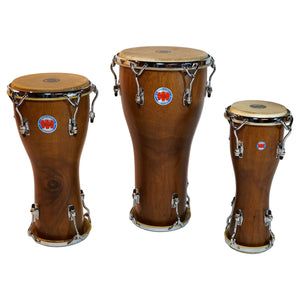 Solid Construction Bata Drums (BFCM Free Shipping!)