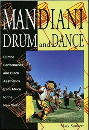 Mark Sunkett - Mandiani Drum & Dance Book