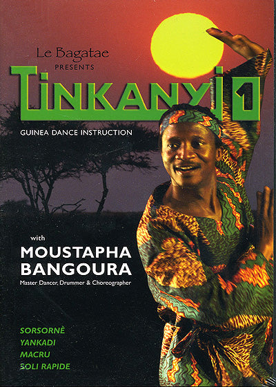 Moustapha Bangoura DVD Collection- Tinkanyi Vol. 1 and 2