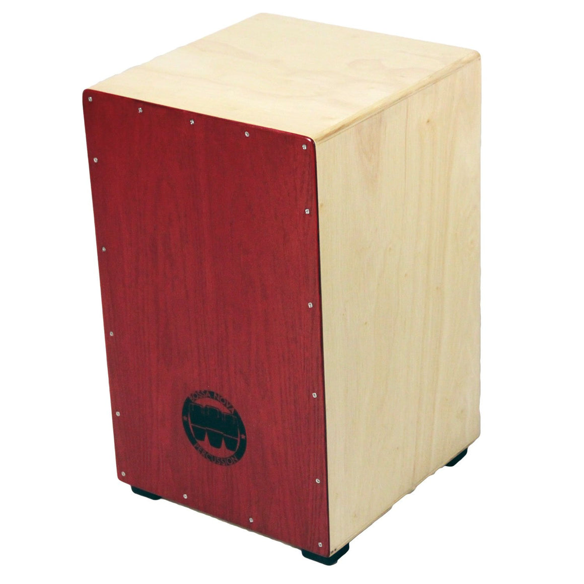 Satin Cherry Stringed Flamenco Cajon