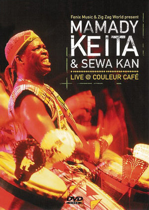 Mamady Keita & Sewa Kan: Live at Couleur Cafe DVD