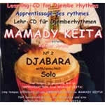 Mamady Keita Learning CD for Djembe Rhythms
