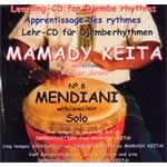Mamady Keita Solo CD Collection - Volumes 2-10