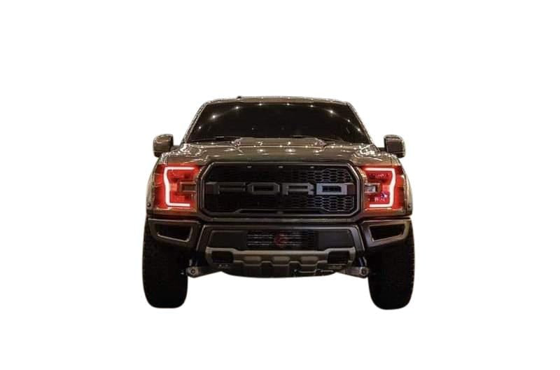 colorwerkz DRL Boards 2015-2017 Ford Raptor RGBW+A Colorwerkz DRL Boards