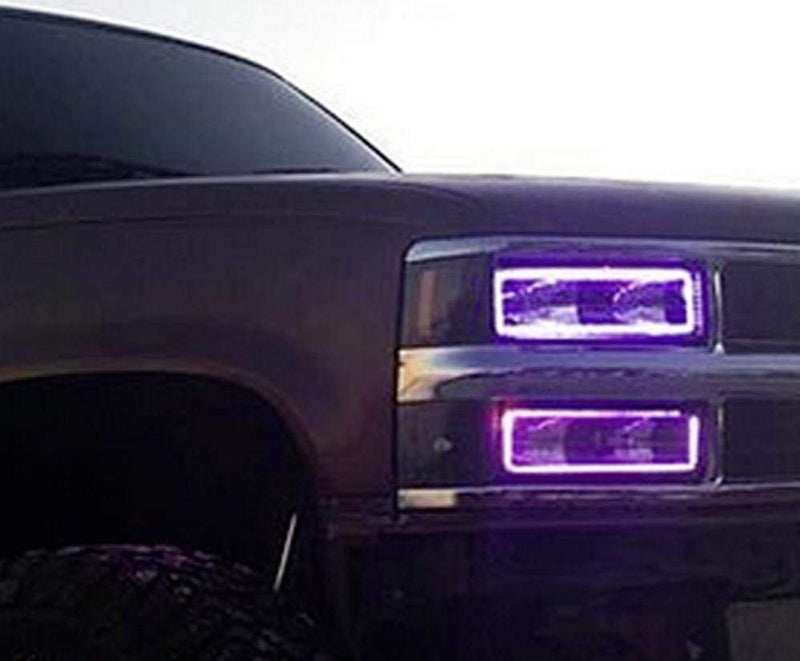 colorwerkz Halo Kits 1989-1999 GMC Sierra colorwerkz Halo Kit