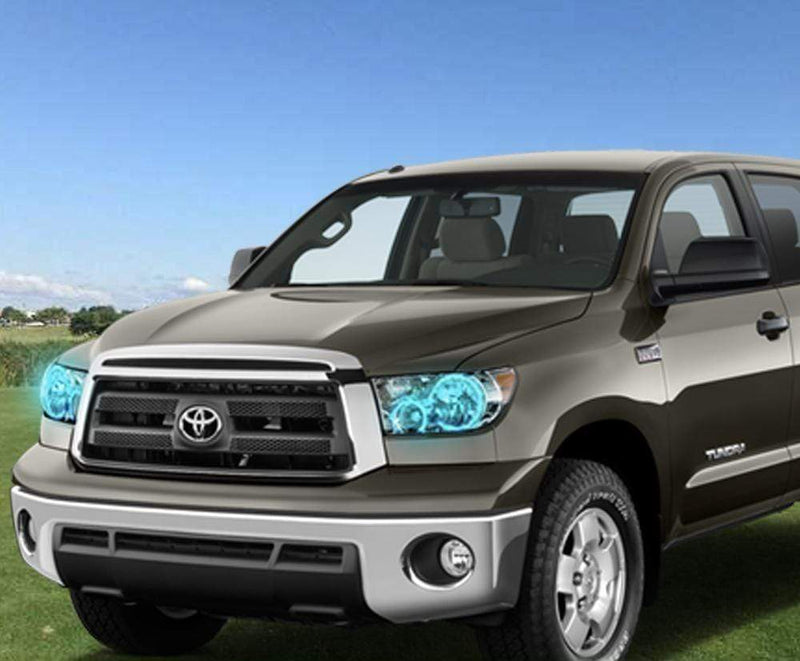 colorwerkz Halo Kits 2007-2013 Toyota Tundra colorwerkz Halo Kit